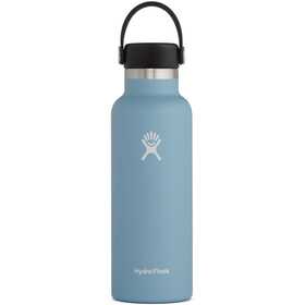 Hydro Flask Standard Mouth Drinkfles met standaard Flex Cap 532ml, rain